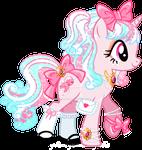 Sweet Lolita Pony Adoptable CLOSED