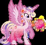 Princess Rose Adoptable (CLOSED)