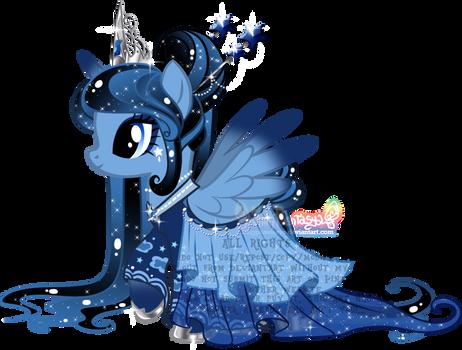 Custom Starry Sky Princess