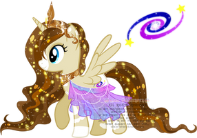 Nova Pony Commission by KingPhantasya