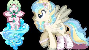 Pony Riverlily Commission