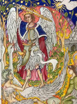Edited Archangel Michael