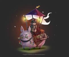 Traveler - game design