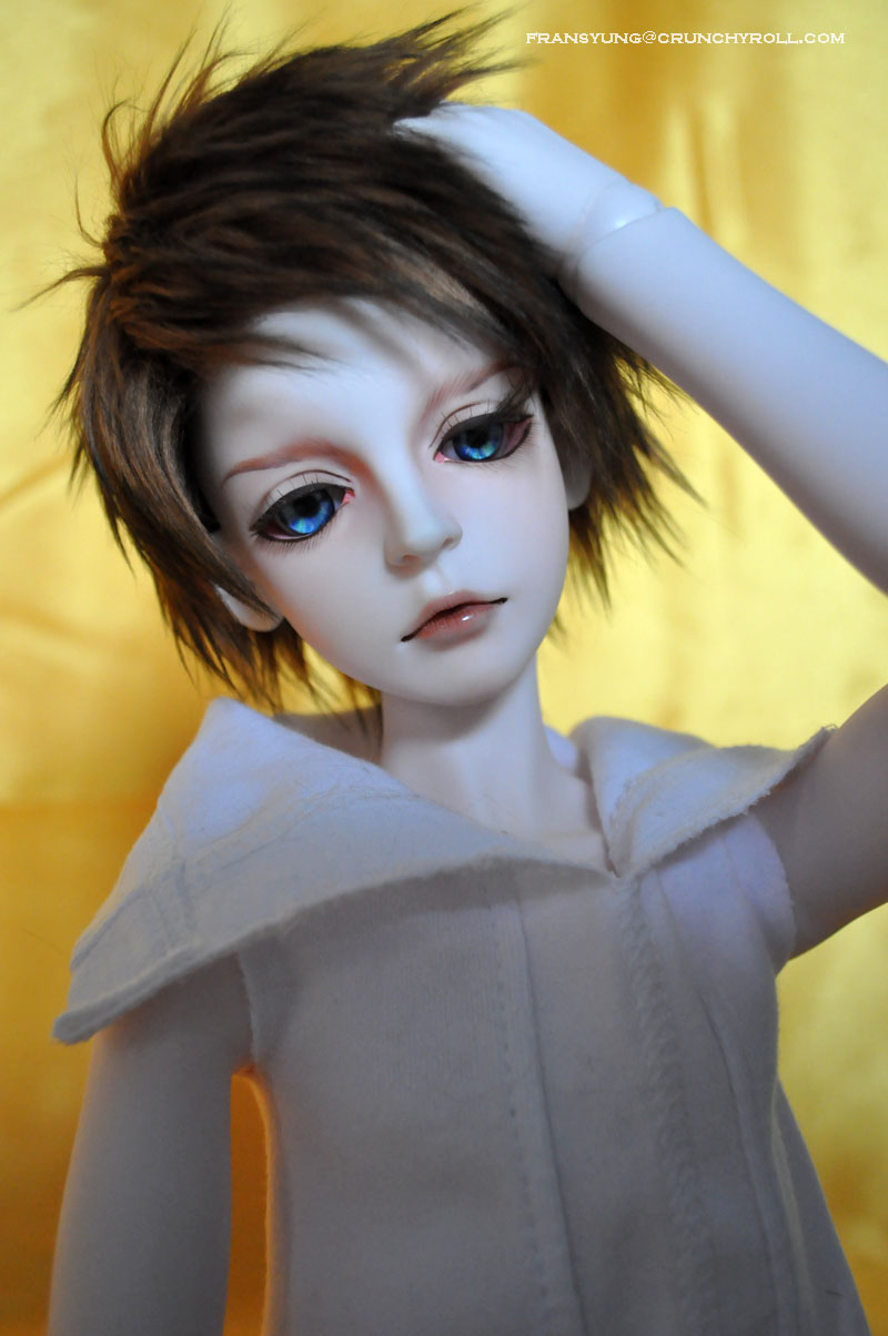 My Blue-Eyes Endymion 29 by fransyung