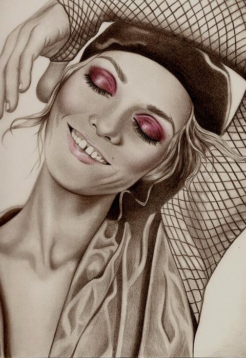 Vanessa Paradis by PamelaKaye