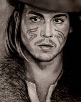Depp-Dead Man by PamelaKaye