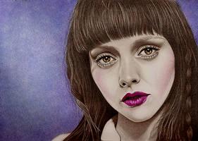Christina Ricci 2 by PamelaKaye