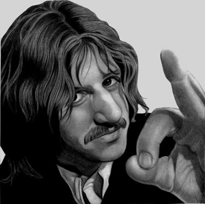 Ringo Starr by PamelaKaye