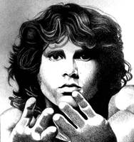 Jim Morrison - The Doors by PamelaKaye