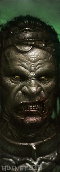 Rotten Soul  Thug by Eidenet