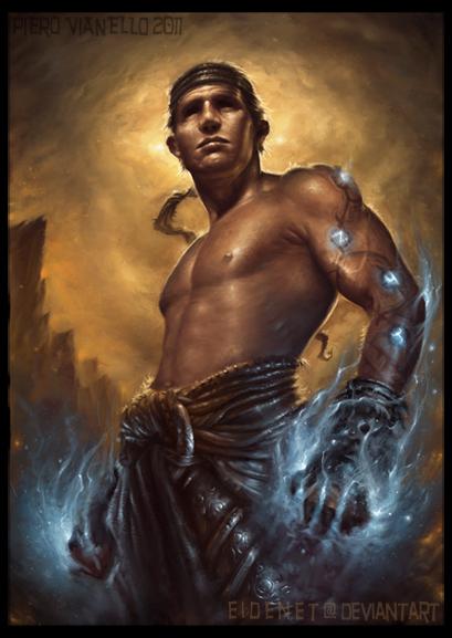 Runewarrior by Eidenet