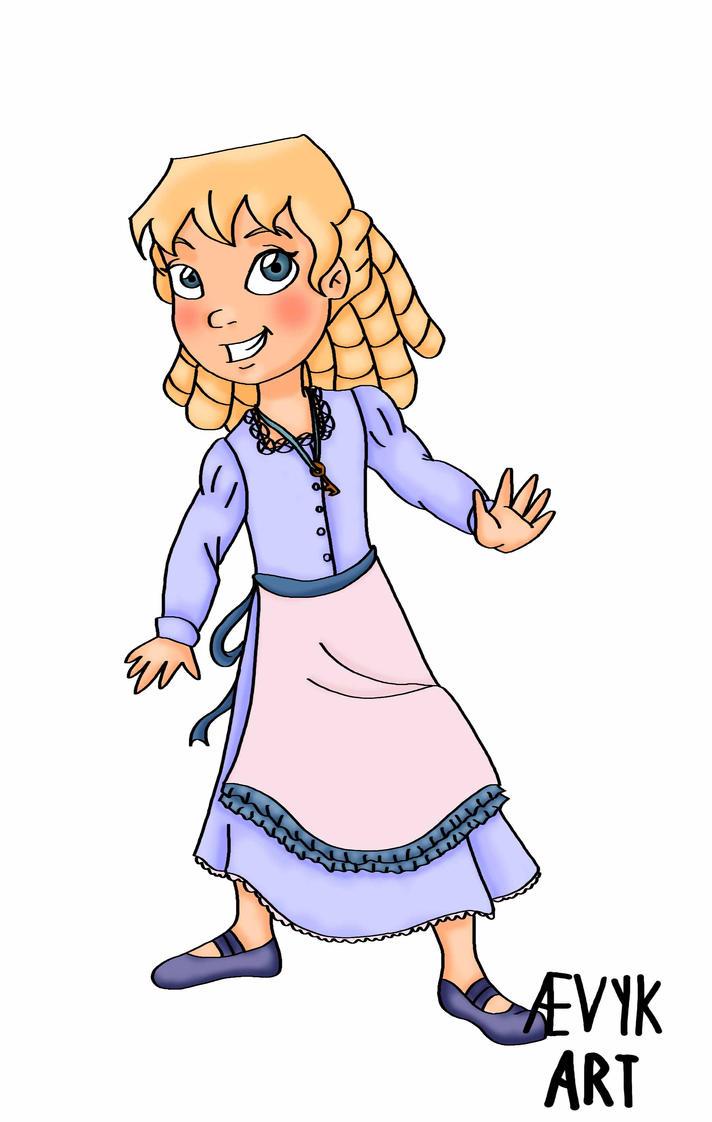 Disney's Goldilocks, Goldie by Aeviking