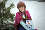 Anna and Olaf (Winter ver.) [ Frozen ]
