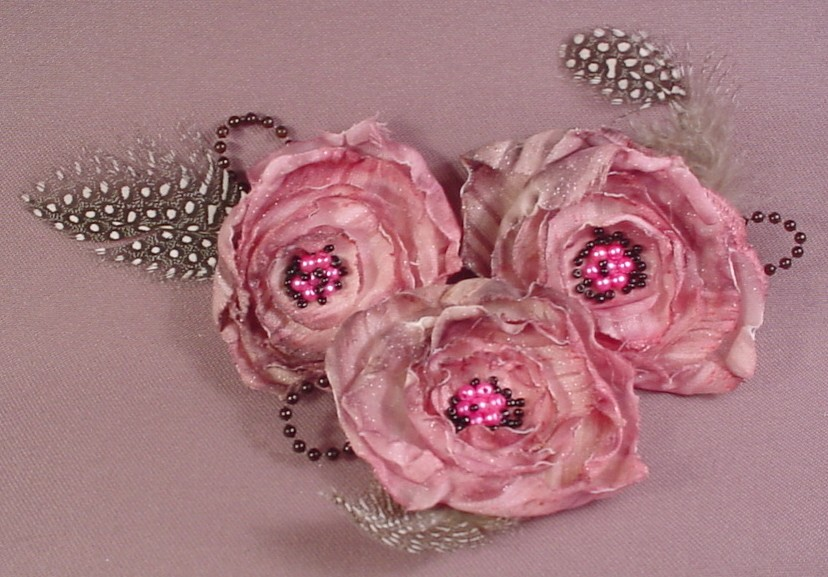 Handmade fabric flowers by duckey8 on deviantart handmade fabric flowers by duckey8 mightylinksfo