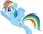 Rainbow Dash is WINNING