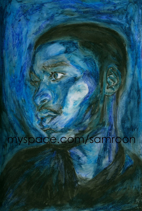 Blue Euphoria by samroon