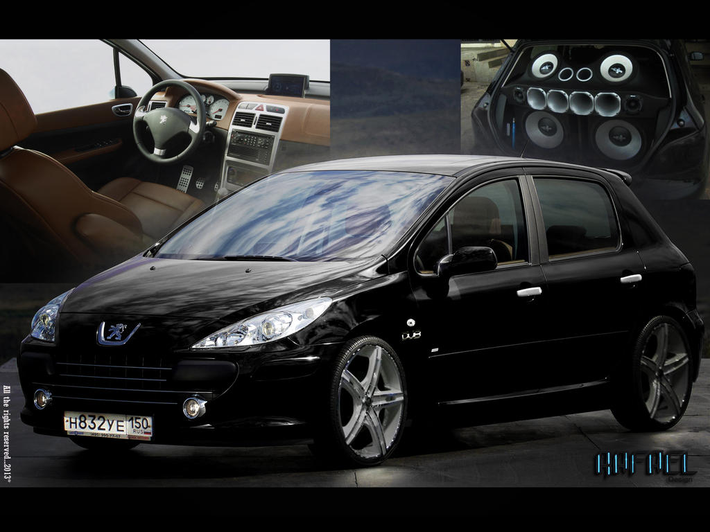peugeot 307 je wallpapers - photo #8