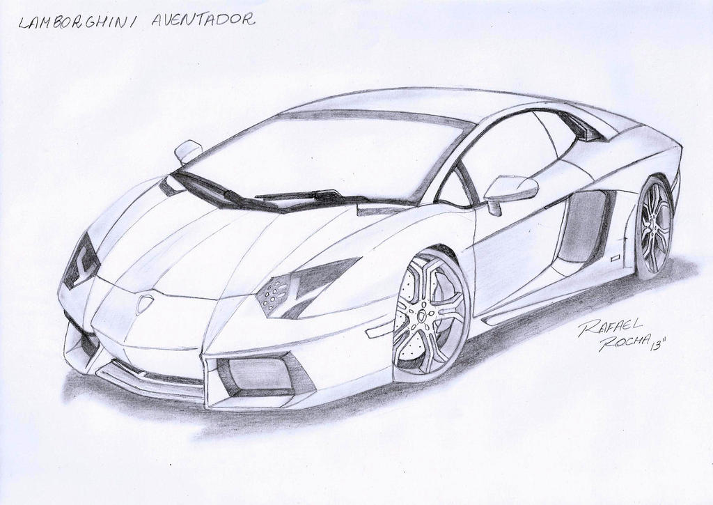 Drawings To Draw Lamborghini Pictures To Pin On Pinterest