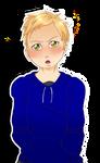 Haku (Angry/Blushing)