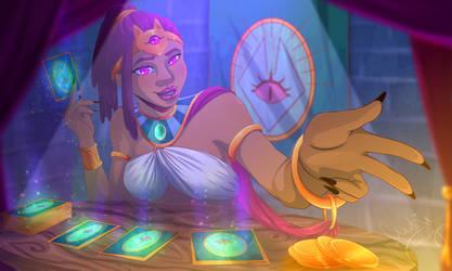 Arcane Idol: Nephthys
