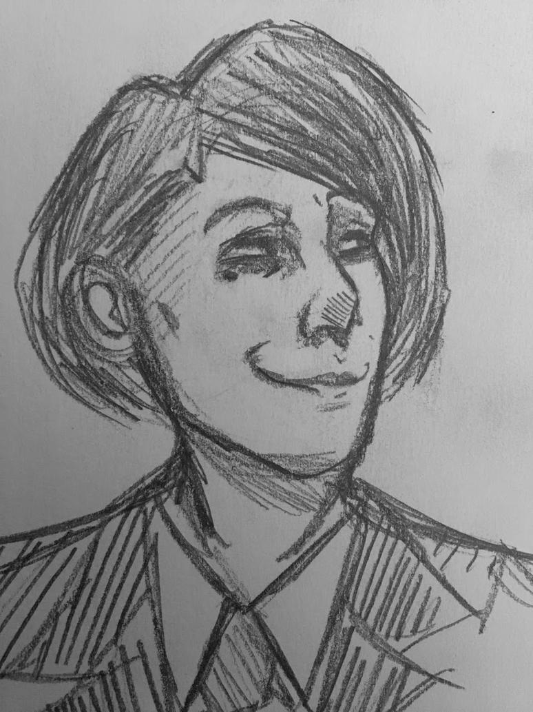 i drew furuta in like five minutes by kkyriehana