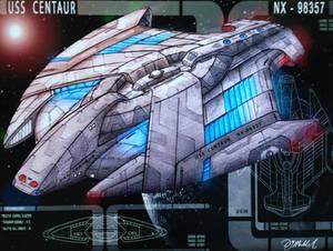 Scrapped Design - USS Centaur
