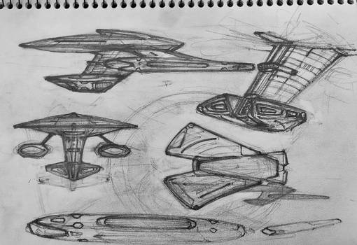 Starship Escort
