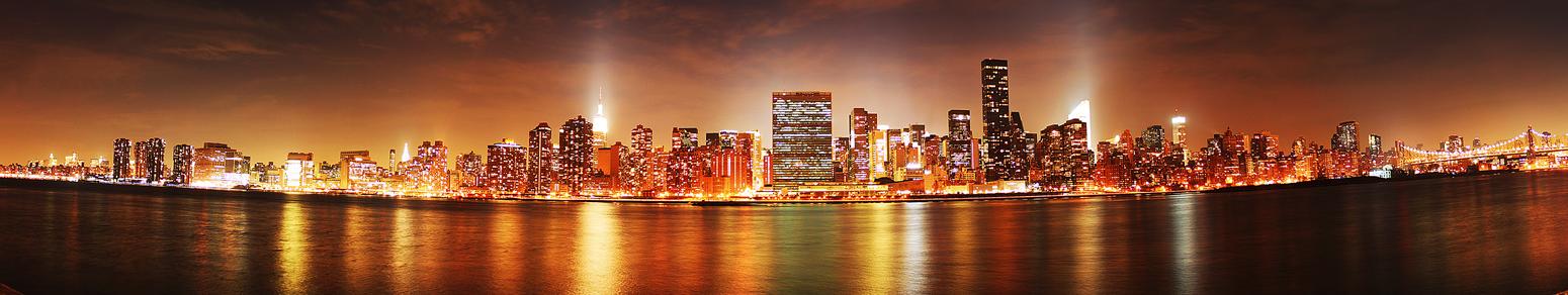 Manhattan-New York City by paradoxchild