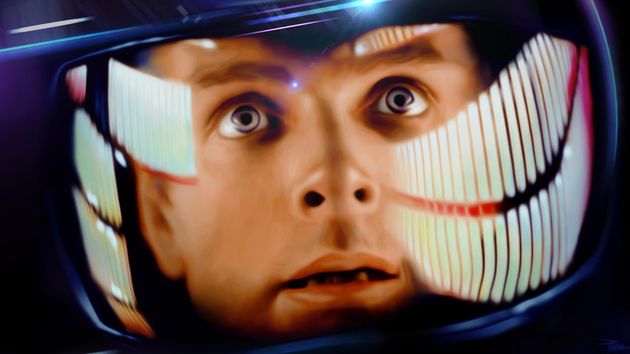 2001 A Space Odyssey Wallpaper By Paradoxchild On Deviantart