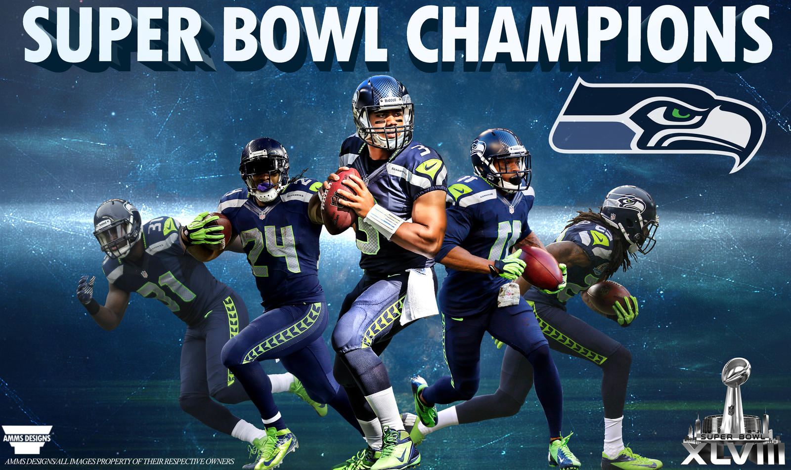 Find great deals on eBay for Seahawks Poster in NFL Football Fan Apparel and Souvenirs. Shop with confidence. Skip to main content. eBay: Shop by category. New 2 NFL Super Bowl Champions Seattle Seahawks Poster 11 x 17 On Sale Now $ $ Buy It Now. Free Shipping. 17 watching |.
