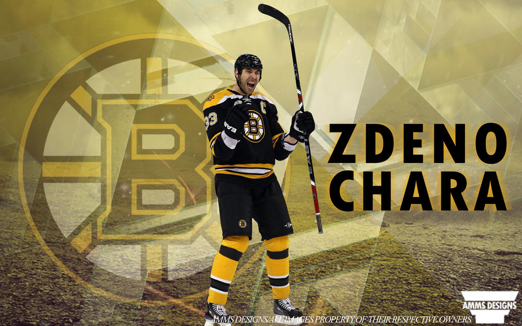 Zdeno Chara Poster by AMMSDesings on deviantART