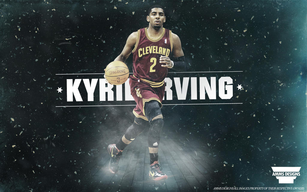 Kyrie Irving Wallpaper By AMMSDesings