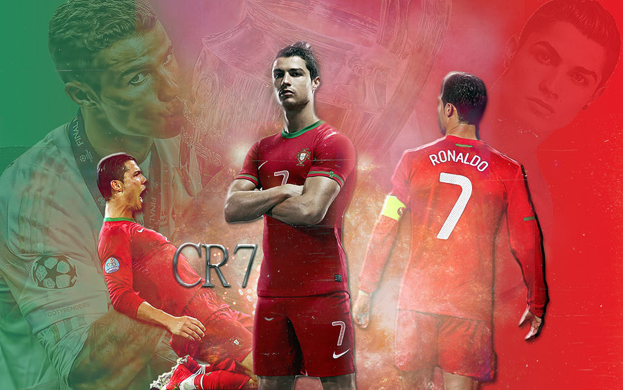 Cristiano Ronaldo Wallpaper Download By Rescuemejdols On