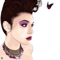 purple by AstridT