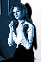 I'm feeling blue by AstridT