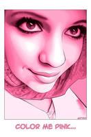 Color me pink... by AstridT