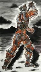 Robotic Man by Gnorkoid