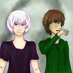 Allen and Zack