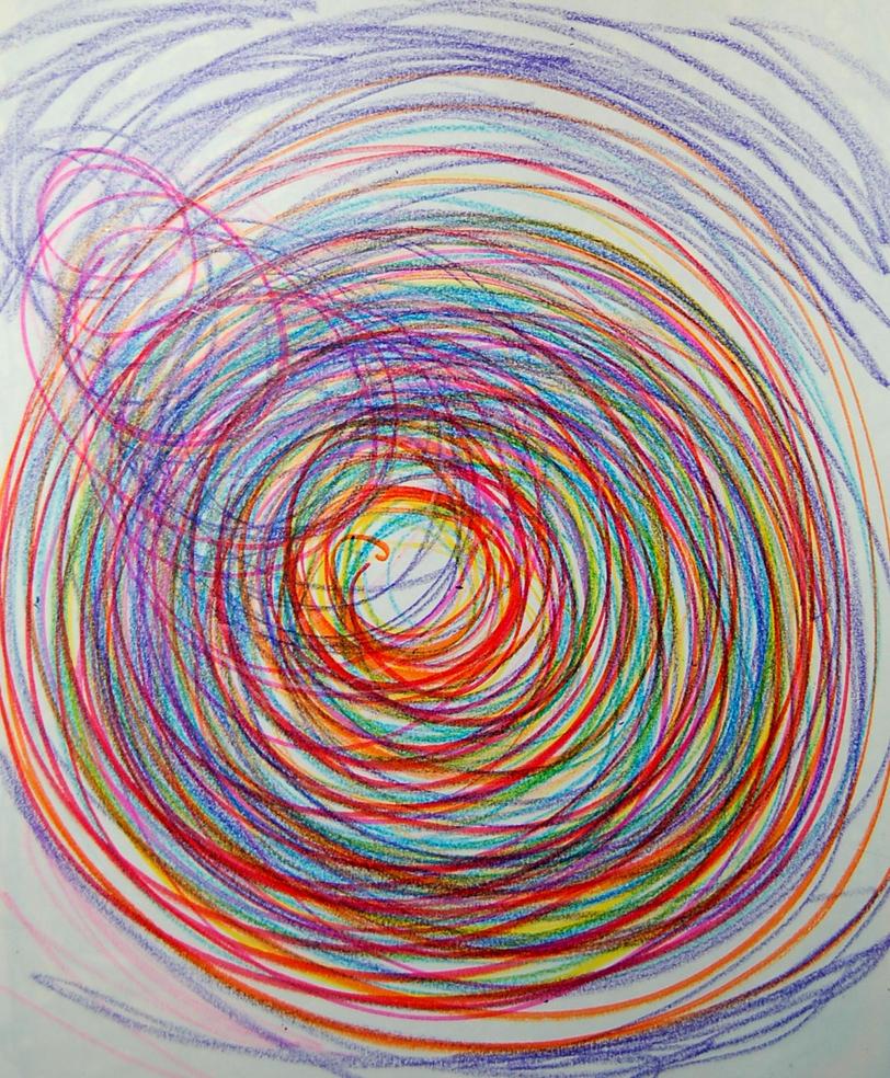 Layers Spirals by SaffyreStone