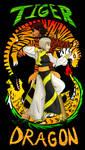 TIGER X DRAGON by Kiwi-Kamikaze