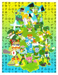 Go Green by Kiwi-Kamikaze