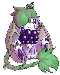Budou Bunny by Kiwi-Kamikaze
