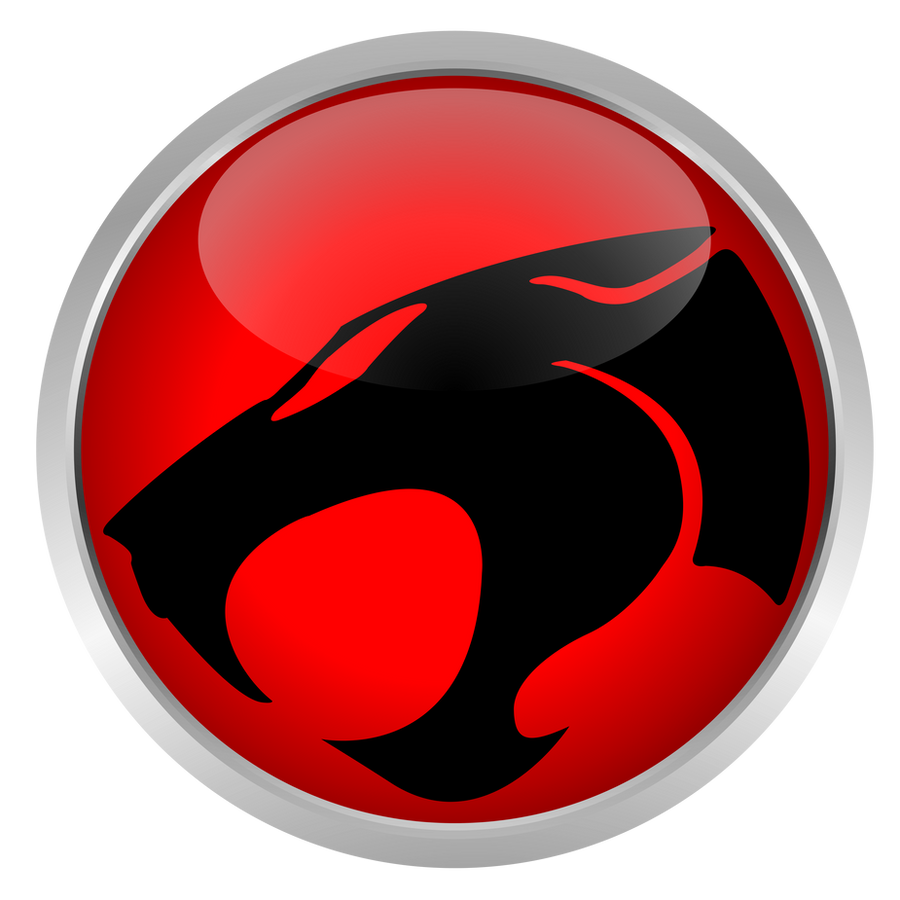 Ms Paint Thundercats Logo By Illahstrait On Deviantart: Thundercat Logo By VitruvianVector On DeviantArt