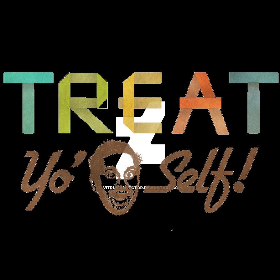 Aziz Ansari >> Treat Yo' Self! by VitruvianVector on DeviantArt