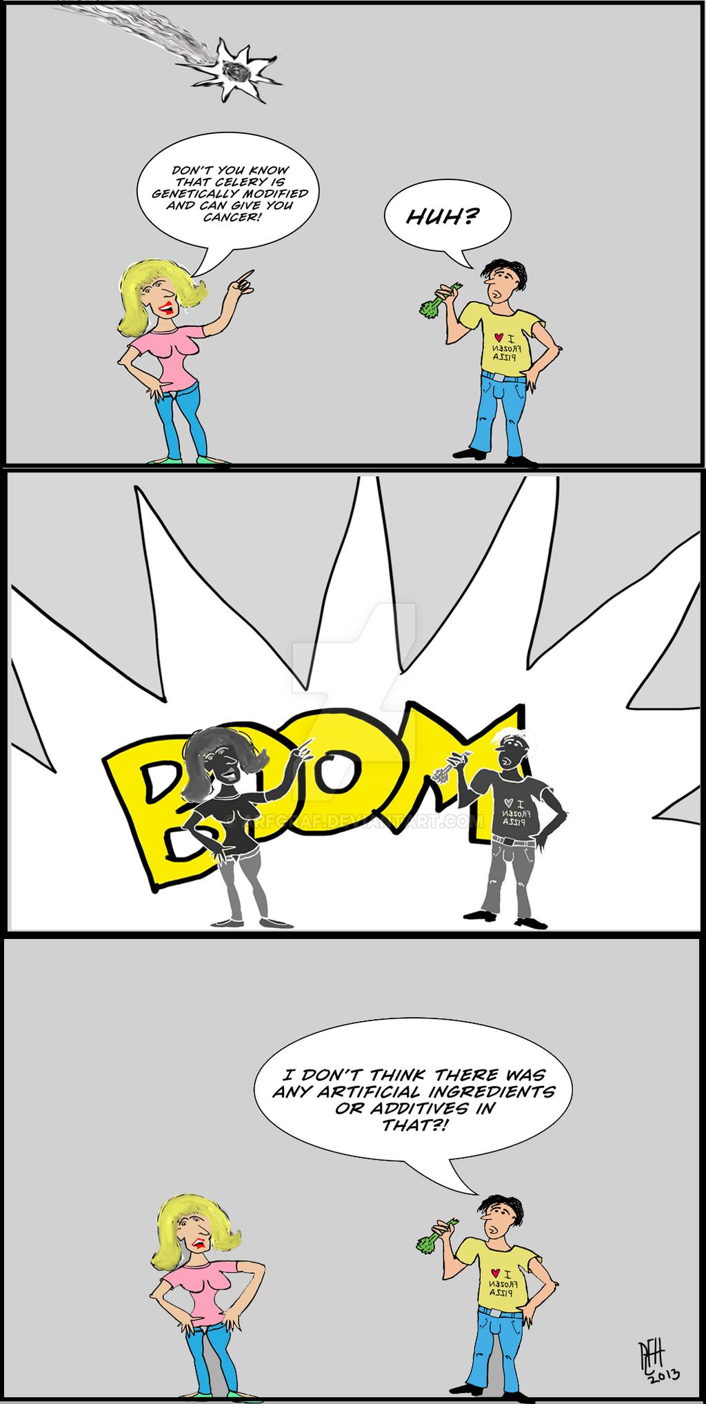 Meteorite-Cartoon by ArfGraf on DeviantArt