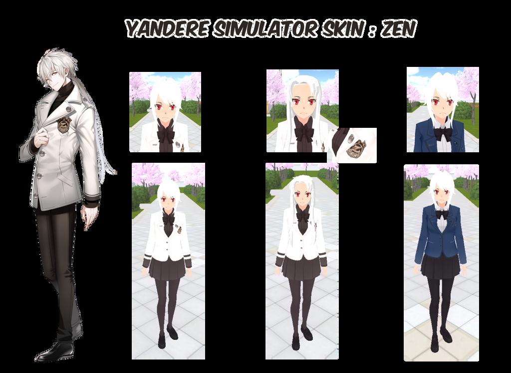 Yandere Simulator Custom Stockings By Sayurisakiko – Desenhos Para