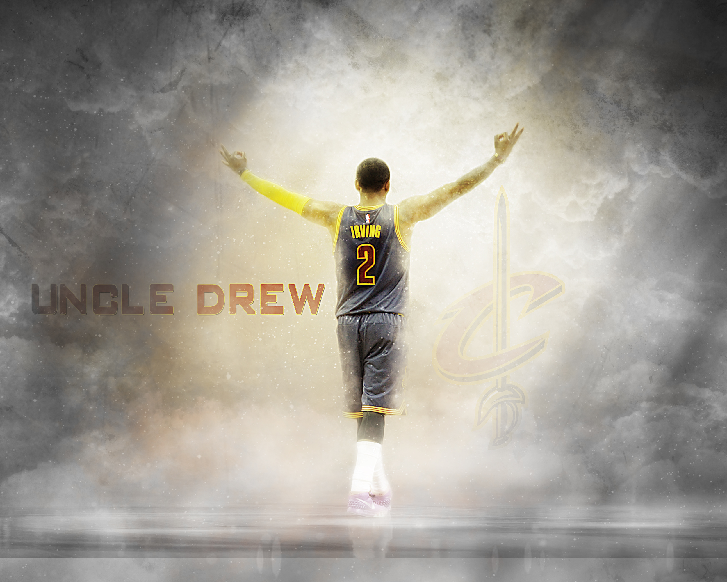 Kyrie Irving by BasketballTwins on DeviantArt