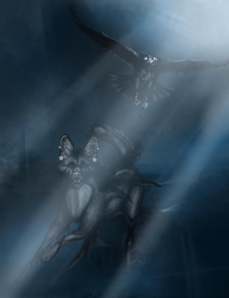 Dark Light by SharkAttackHere