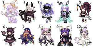 Gaia OTA Adoptables Purple Batch 1 [OPEN 7/10]
