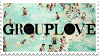 Grouplove Stamp by lowporygon